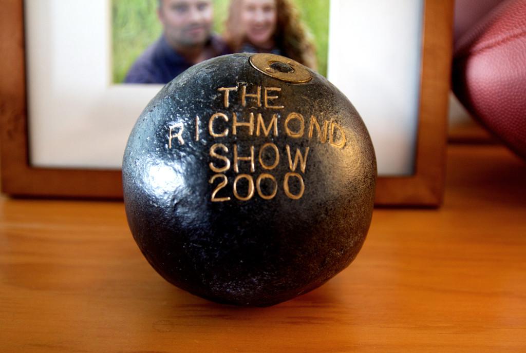 Richmond Club Cannonball