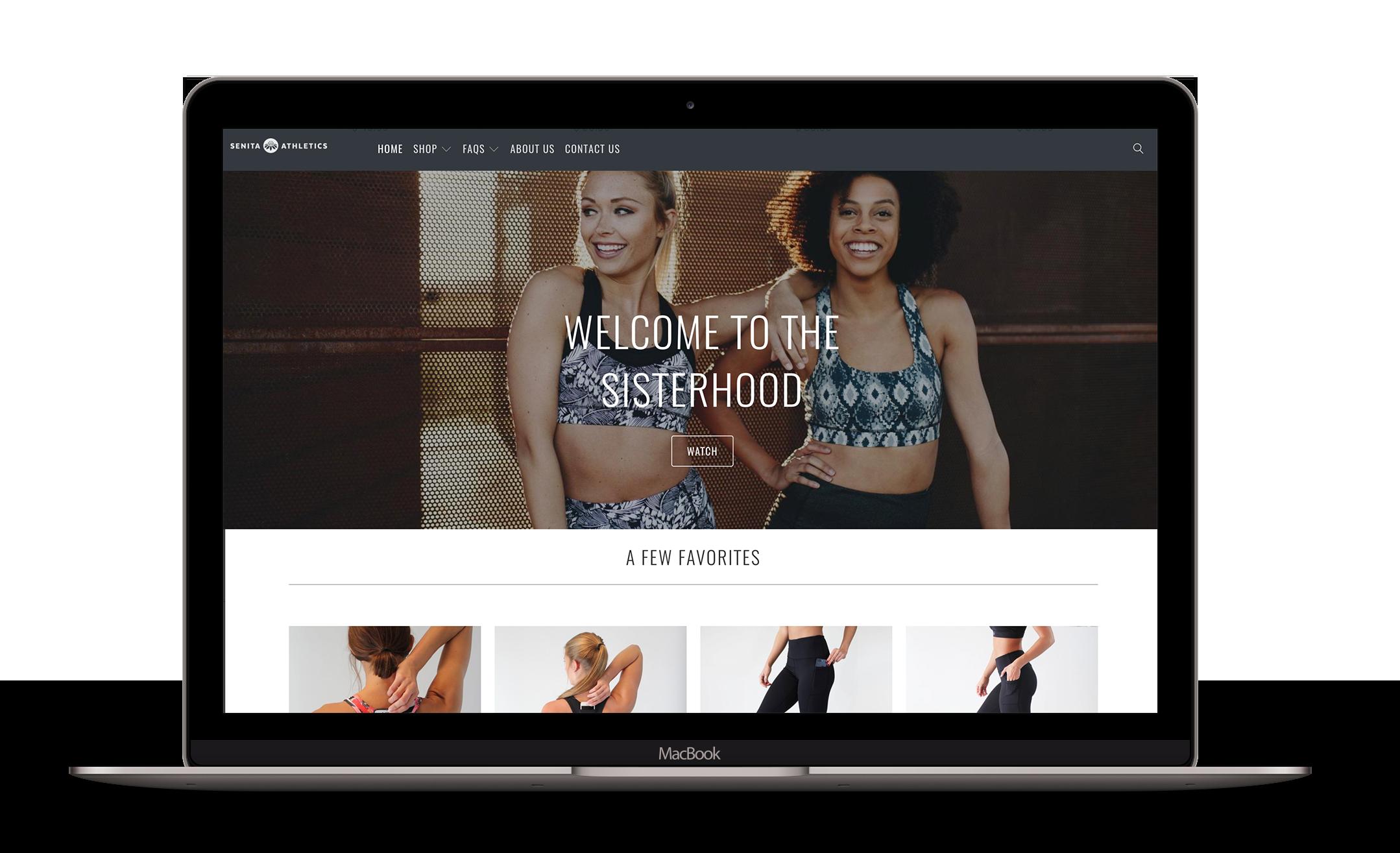senita Homepage